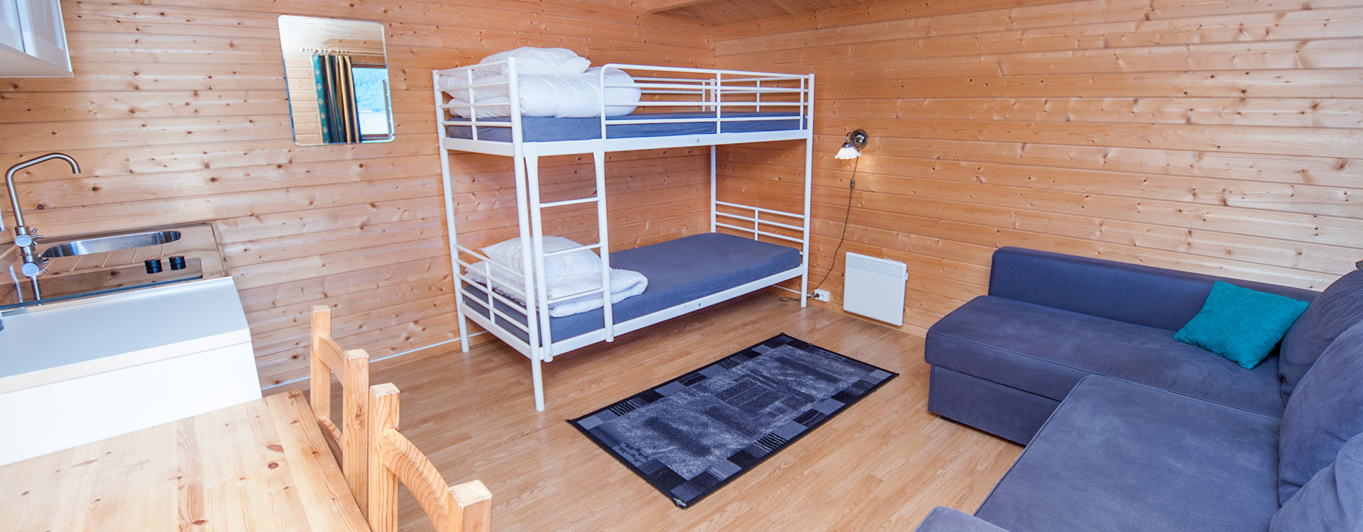 Polarcamp - Cabins 11-15